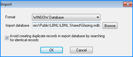 Error Message — Not a Valid Password When Importing IGDB